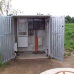 Schaltanlage mit Sanftstartet 50KW