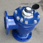 Wckwasserzähler DN 150, Fabrikat: Sensus