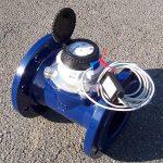 Druchgangswasserzähler DN 125 mit Impulsgeber, Fabrikat: Sensus